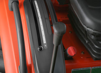 Position Control Lever
