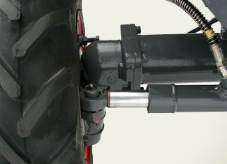 Heavy Duty Front Axle