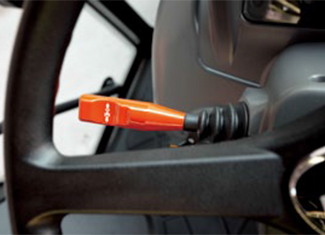 Power Shuttle Lever