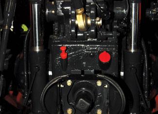 Remote Hydraulic Valve
