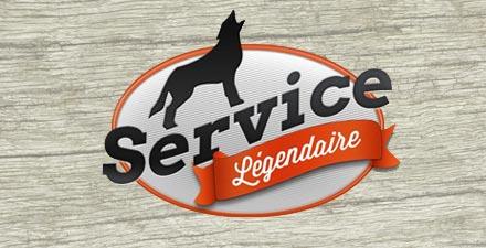 Legendary Service