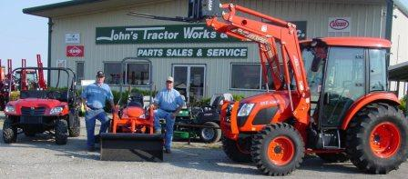 Johns Tractor Works