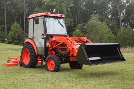 KIOTI Tractor Announces Winter Retail Program