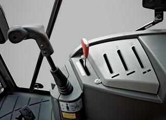 Joystick à levier ergonomique