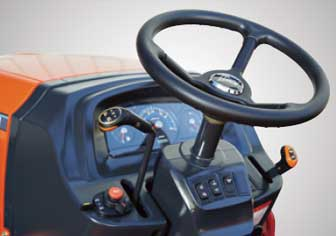 Power and Tilt Steering