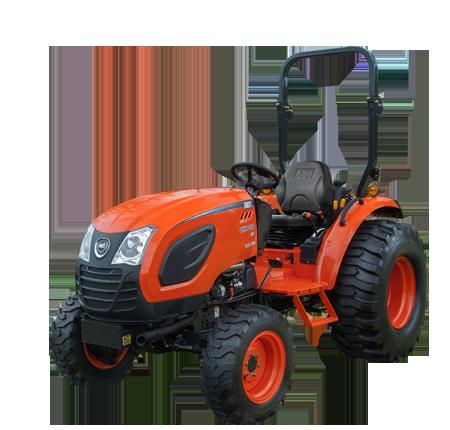 2019, Kioti, CK2610 HST, Tractors