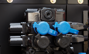Rear Remote Hydraulic Valves