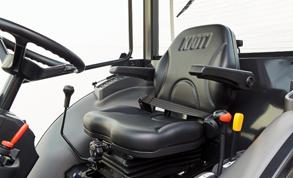 Deluxe Suspension Seat
