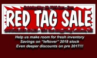Batchelder Sales Spring Open House – Red Tag Sale
