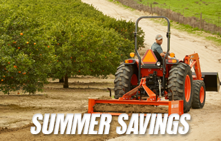 Summer Savings - 320x205