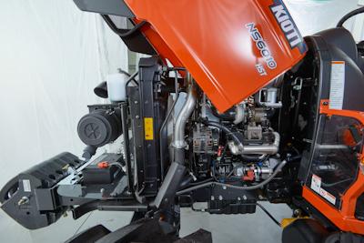 Eco-Friendly Diesel Engine